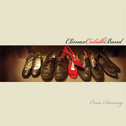 Come Dancing CD cover